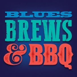 Blues Brews and BBQ square