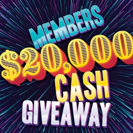 Cash Giveaway 2020 square2