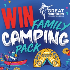 Family Camping Pack square