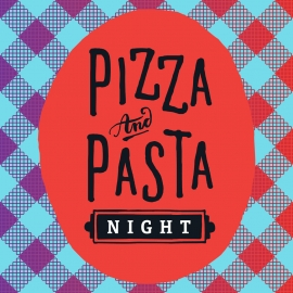 Pizza Pasta Night sqaure
