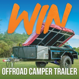 Win an Off-Road Camper Trailer » Hervey Bay Boat Club