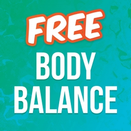 fitness class Body Balance square