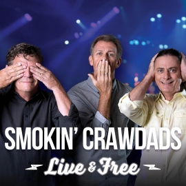 smokin crawdads square