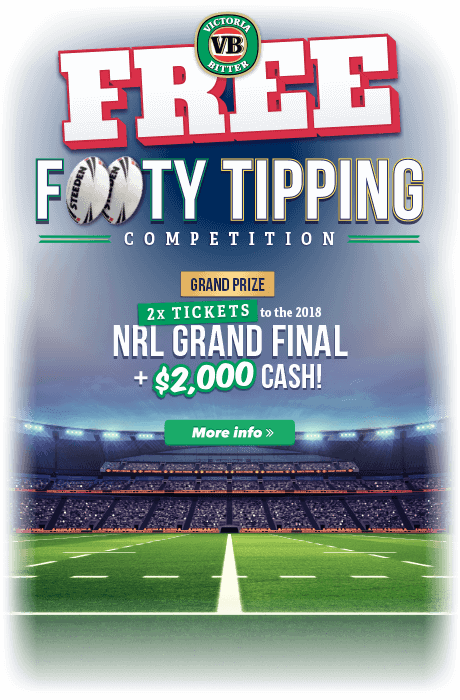 Free Footy Tipping Competition Hervey Bay Boat Club